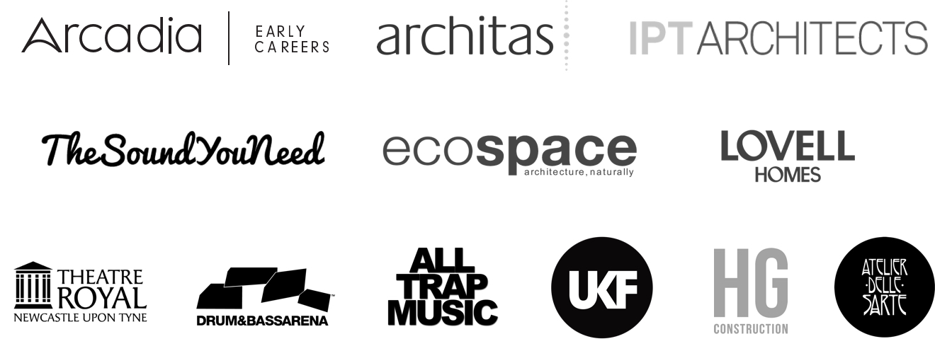 Featured Clients I've worked with