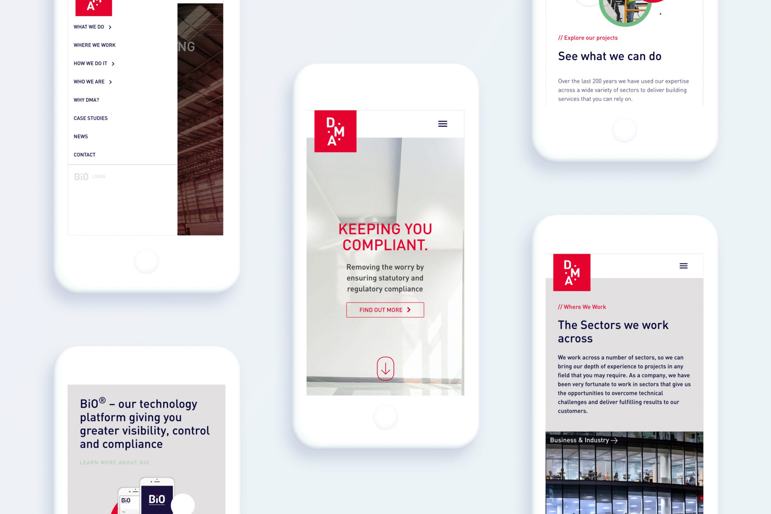 DMA Group | Andrea Uliana ⟼ Web & Digital